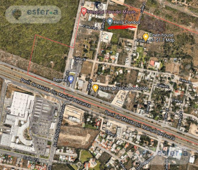 Foto Departamento en Renta en  Santa Gertrudis Copo,  Mérida  Departamento EN Renta Merida, control de accesos Santa Gertrudis Copo