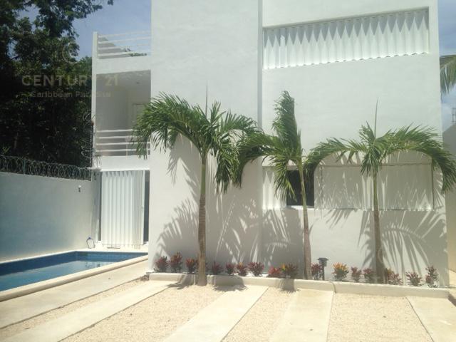 Foto Departamento en Renta en  Campestre,  Solidaridad  Nuevo departamento amueblado en renta x 6 o 12 meses en Campestre Playa del Carmen  P3316