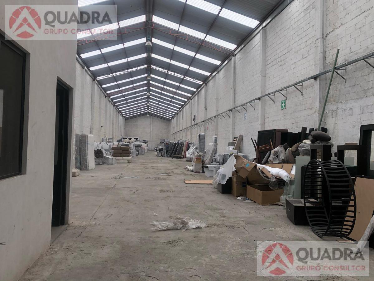 Foto Bodega Industrial en Renta en  Pueblo San Antonio Cacalotepec,  San Andrés Cholula   Bodega en Renta  Boulevard Atlixco cerca de Periferico Ecologico San Antonio Cacalotepec Puebla