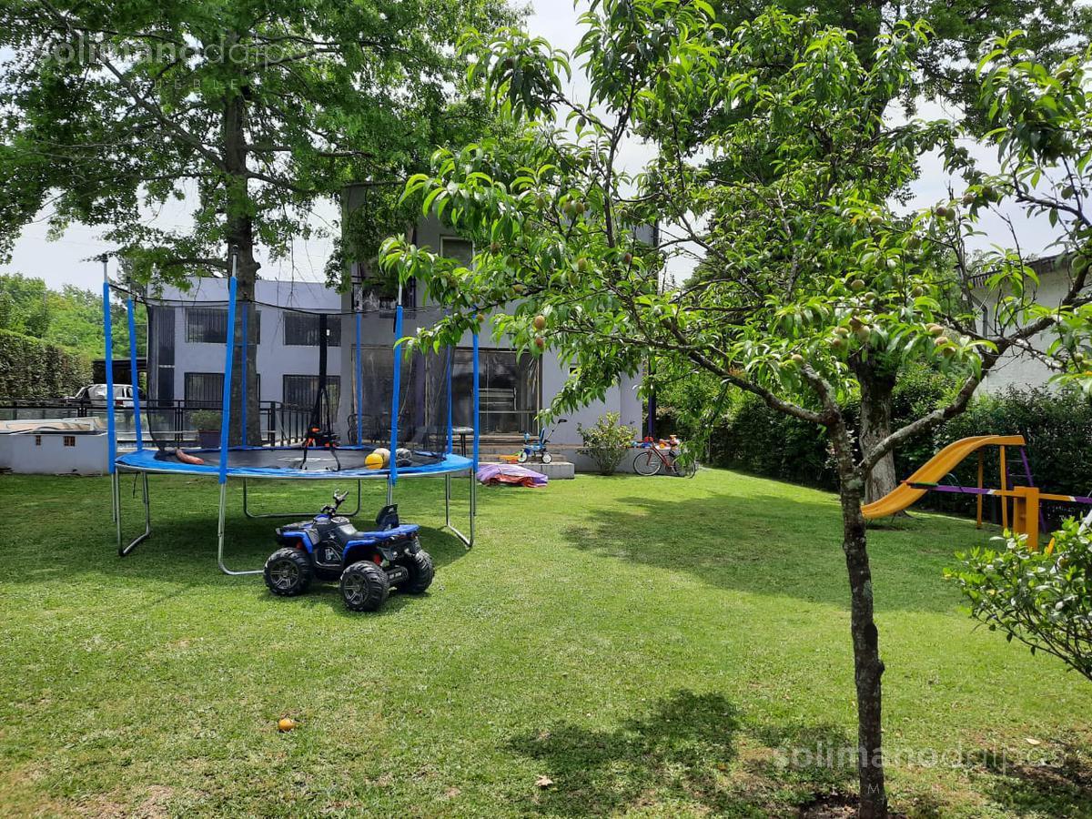 Foto Casa en Venta en  Escobar ,  G.B.A. Zona Norte  El Grecco al 3400