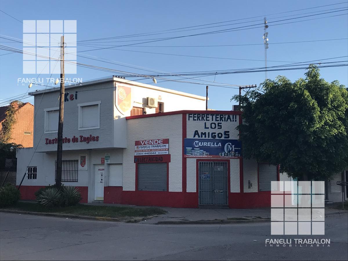 Foto Local en Venta en  Centro,  Presidencia Roque Saenz Peña  calle 29 esquina 12