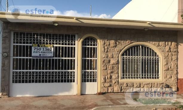 Foto Casa en Venta en  Torreón Residencial,  Torreón   Casa en Venta en Torreón residencial Remodelada