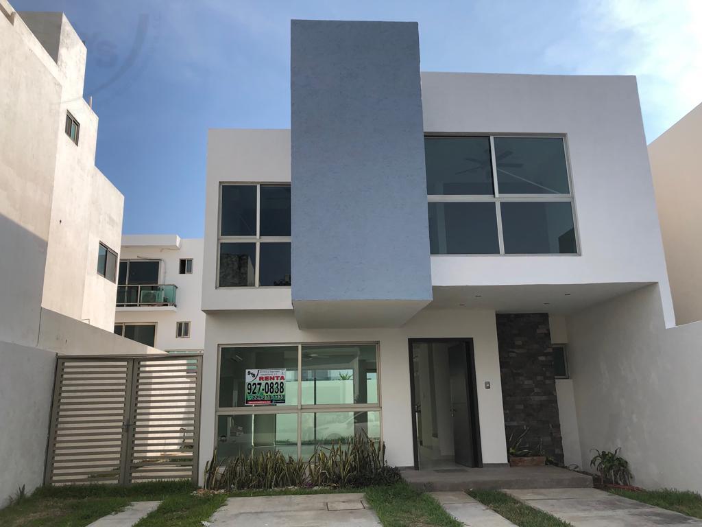 Foto Casa en Renta en  Fraccionamiento Lomas del Sol,  Alvarado  Casa en renta en Fracc. Lomas del Sol. RIVIERA VERACRUZANA