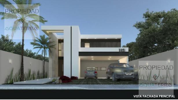 Moderna Casa en Venta en Parque Natura, Mérida