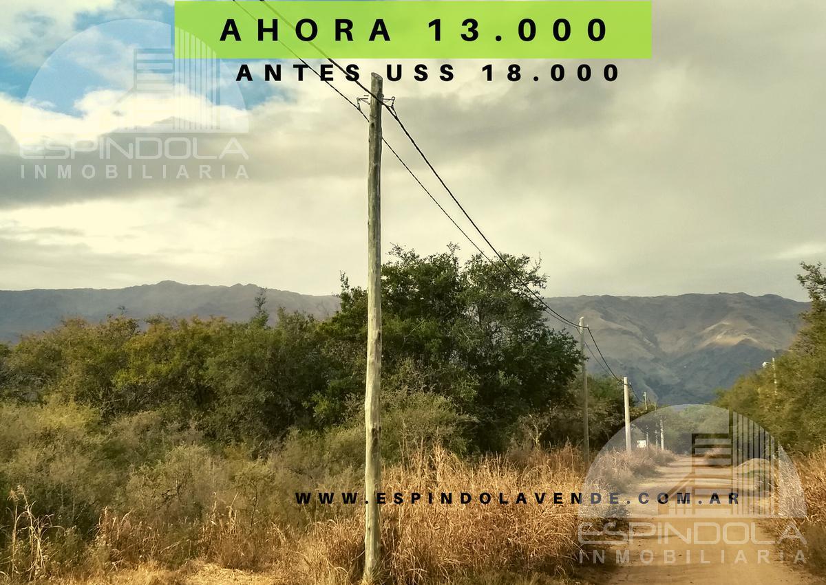 Foto Terreno en Venta en  Barranca Colorada,  Merlo  Barranca Colorada Abajo