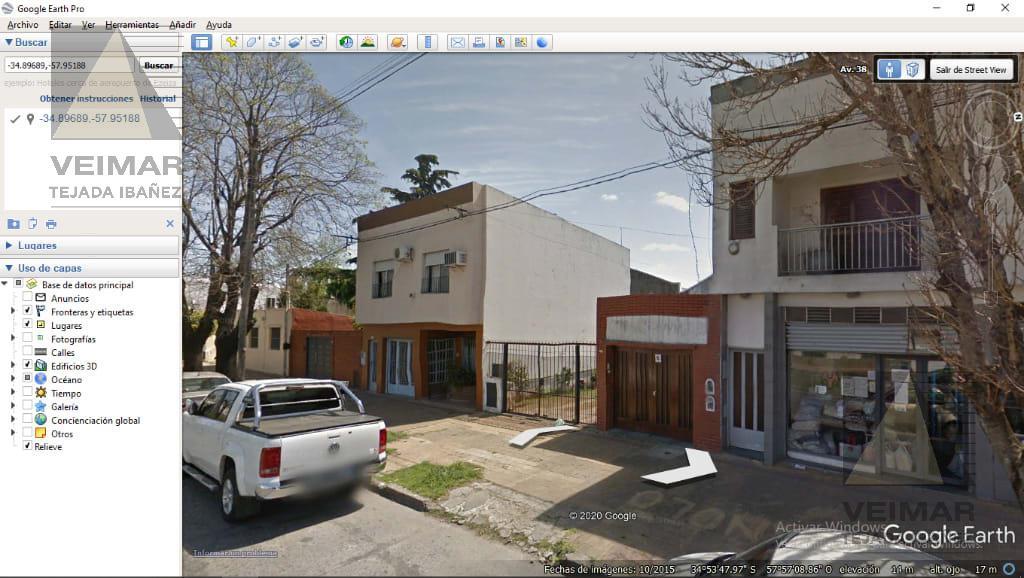 Foto Local en Venta en  La Plata,  La Plata  38 N°: 130 E 117 Y 118 DEPOSITO INTERNO