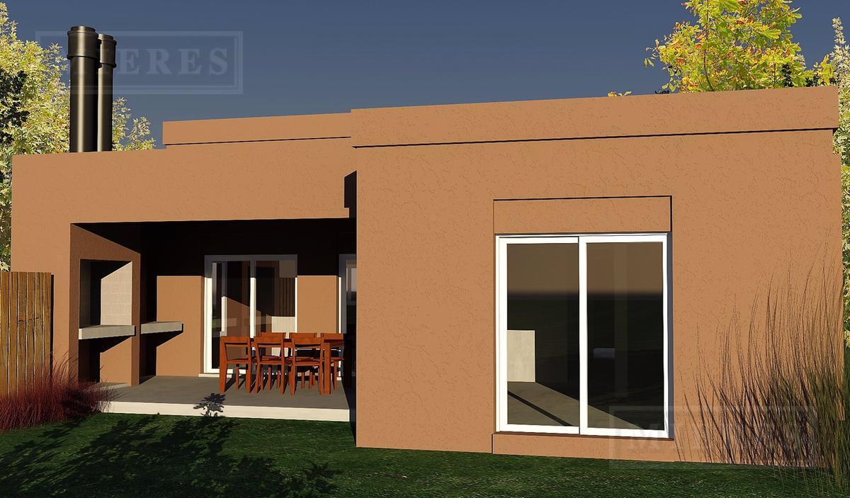 MIERES Propiedades- Casa de 143 mts en San Ramiro de Pilar del Este