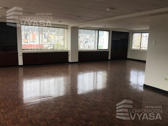 Foto Oficina en Alquiler en  Centro Norte,  Quito  Amazonas - Gaspar de Villarroel, Edificio Para oficinas de Arriendo 400m2
