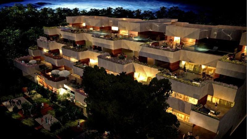 Foto Local en Renta en  Playa del Carmen,  Solidaridad  Locales comerciales Shangri La, Playa del Carmen P2659