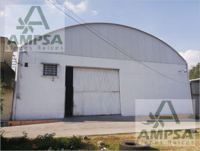 Foto Bodega Industrial en Renta en  Guadalupe Victoria,  Ecatepec de Morelos  Bodega en Renta Privada Nacional