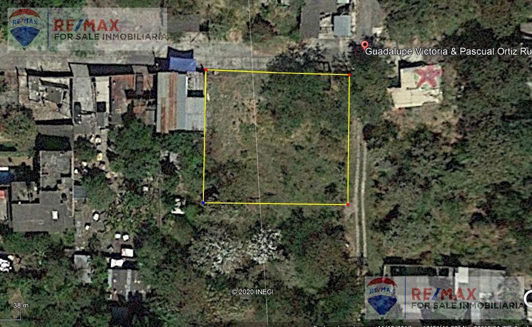 Foto Terreno en Venta en  Los Presidentes,  Temixco  Venta de terreno, Col. Presidentes, Temixco, Morelos…Clave 3311