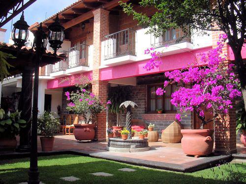 Foto Hotel en Venta en  La Lagunita,  Tequisquiapan  Hotel Boutique cerca del centro