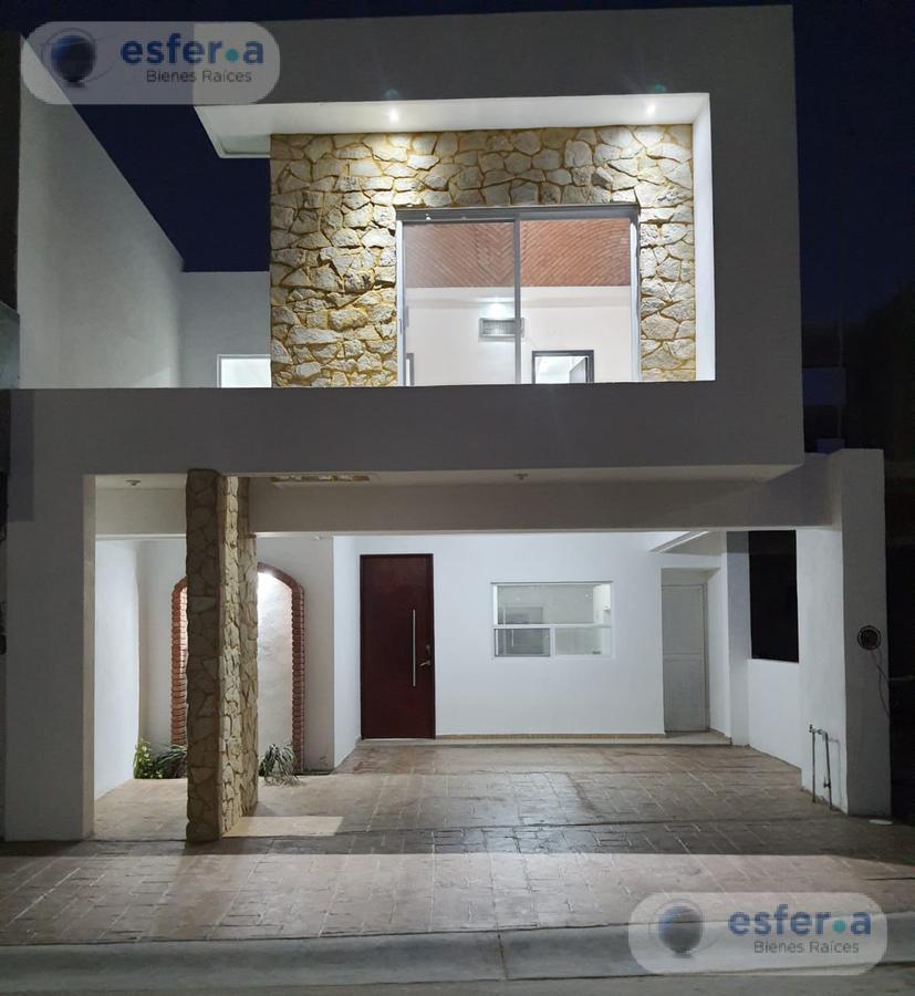Foto Casa en Venta en  Torreón ,  Coahuila  Estrena Hermosa casa en Alebrijes