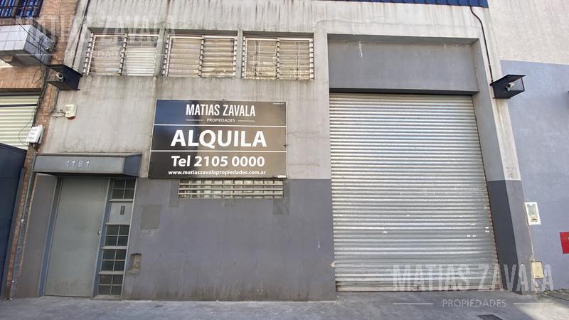 Foto Galpón en Alquiler en  Chacarita ,  Capital Federal  Guevara al 1100