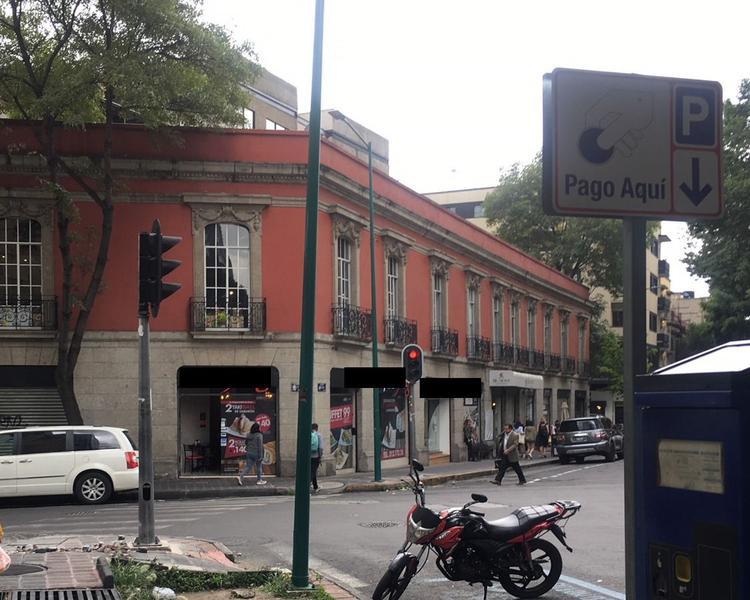 Foto Local en Renta en  Juárez,  Cuauhtémoc  SKG Traspasa Local para Restaurante de 80 m2  en  la Col. Juárez