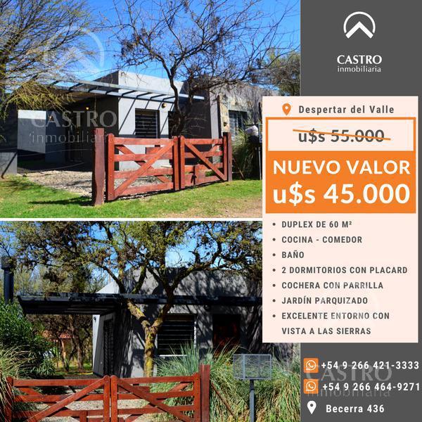 Foto Casa en Venta en  Merlo,  Junin  Ruta N 1 Kilómetro 3