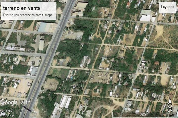 Foto Terreno en Venta en  Granjas Económicas,  Nuevo Laredo  abono al 100