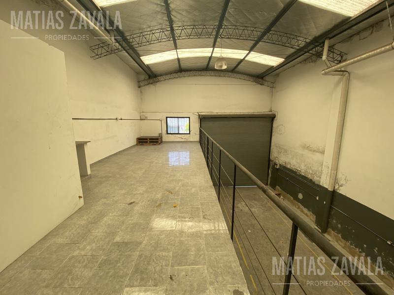 Foto Galpón en Alquiler en  Pompeya ,  Capital Federal  Crespo al 3200