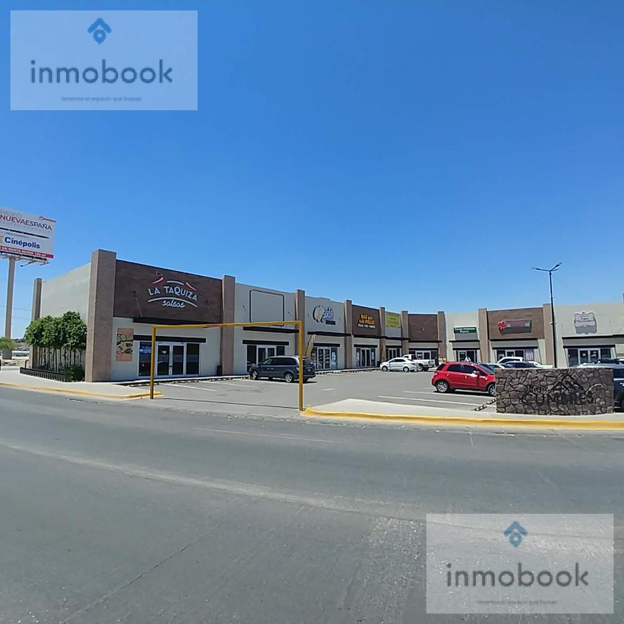 Foto Local en Renta en  MArmol Viejo,  Chihuahua   Vialidad Ch - P Esqu. Nueva España