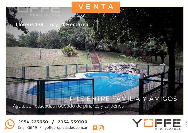 Foto Quinta en Venta en  Toay,  Toay  Toay