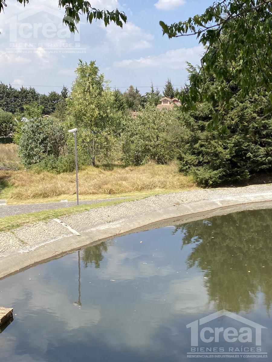 Foto Terreno en Venta en  Ex-hacienda Jajalpa,  Ocoyoacac  Hacienda San Martin Terreno en Venta Seccion Mano de Plata