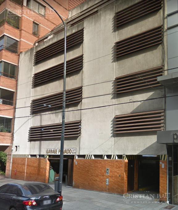 Foto Cochera en Venta en  Barrio Norte ,  Capital Federal  Juncal al 3400