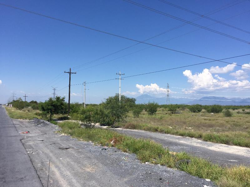 Foto Terreno en Venta en  Loma Linda,  Ciénega de Flores  TERRENO PARA FRACCIONAR