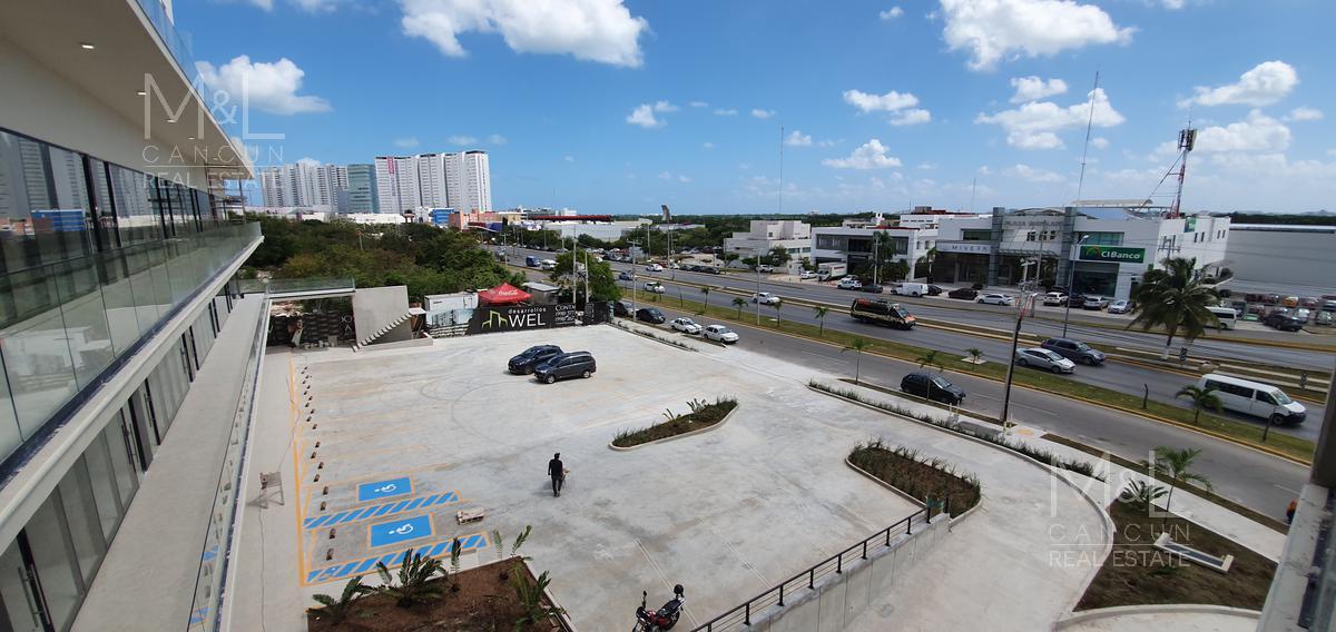 Foto Local en Venta en  Supermanzana 11,  Cancún  Local Comercial en Venta en Cancún, San Francisco  I Condos  &  PLaza,  51 m2, Supermanzana 11
