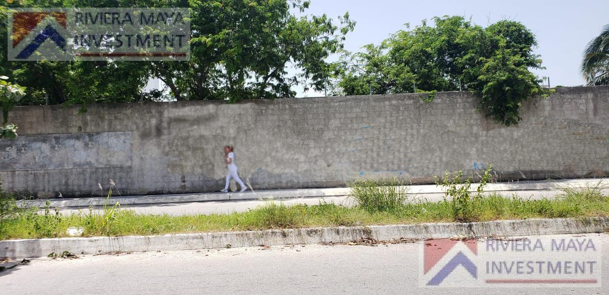 Foto Terreno en Venta en  Ejidal,  Solidaridad  Terreno 85 Sur, en Venta