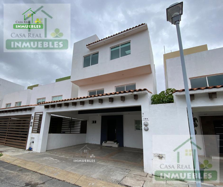 Foto Casa en Venta en  Fraccionamiento Bonanza,  Pachuca  CASA EN VENTA EN RESIDENCIAL BONANZA