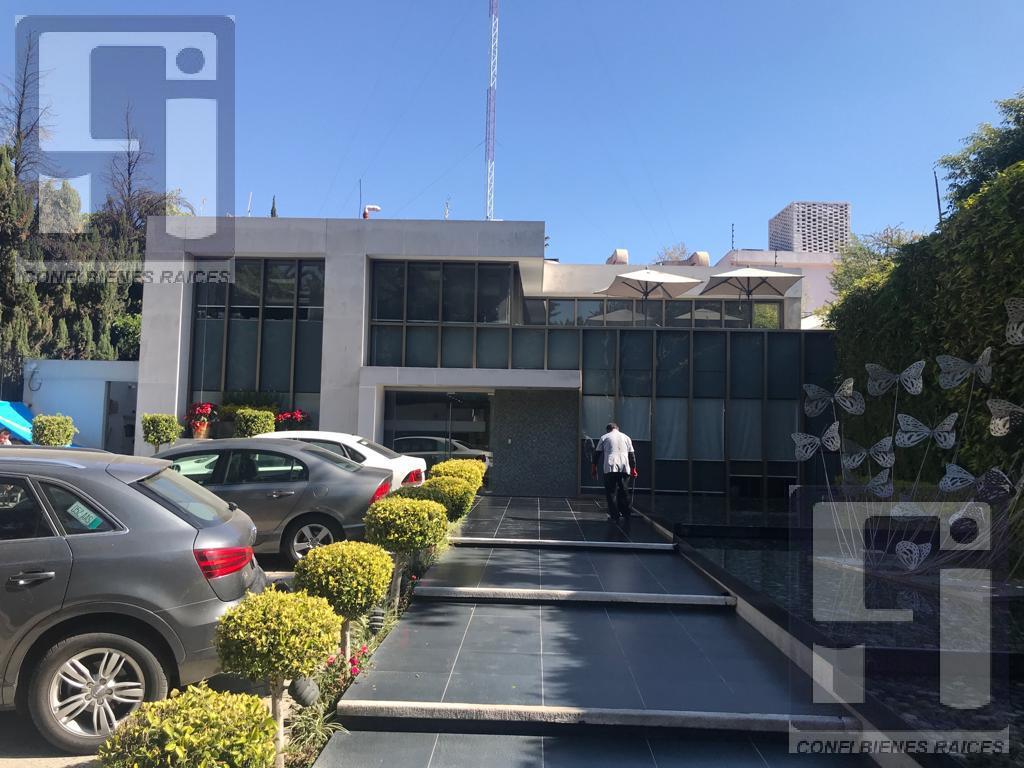 Foto Oficina en Venta en  Lomas de Chapultepec,  Miguel Hidalgo  Casa Con uso de Suelo en Lomas