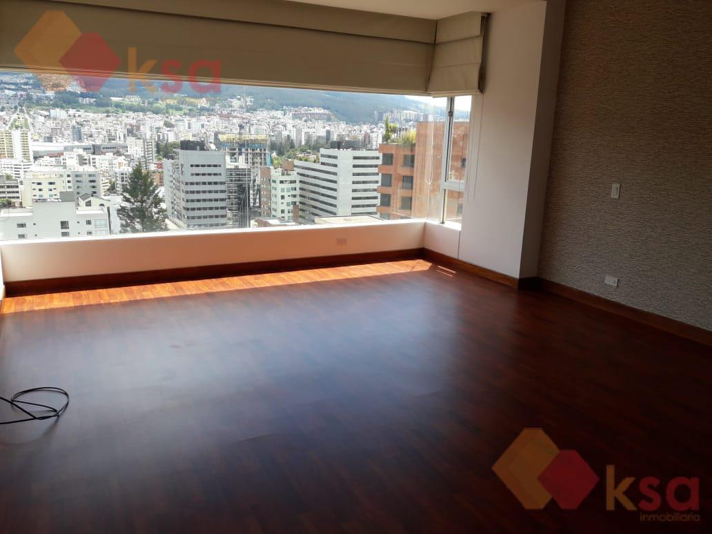 Foto Departamento en Venta en  Centro Norte,  Quito  Gonzales Suarez - 3 habitaciones - Departamento de oportunidad