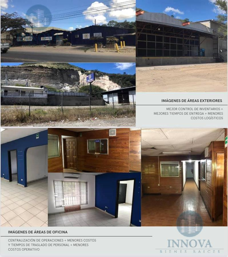 Foto Bodega Industrial en Renta en  Loarque,  Tegucigalpa  Bodega En Renta 220m2 Loarque Tegucigalpa