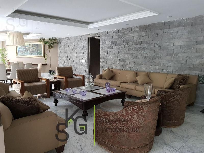 Foto Departamento en Venta | Renta en  Bosques de las Lomas,  Cuajimalpa de Morelos  SKG Asesores Inmobiliarios vende o renta espectacular departamento en Bosques de las Lomas