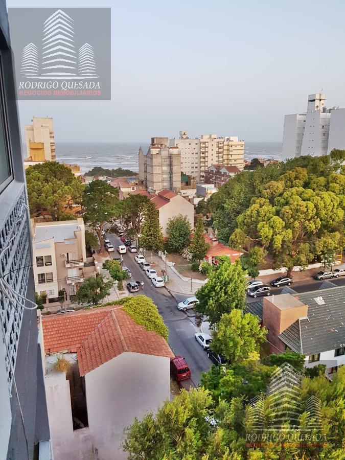 Foto Departamento en Venta en  San Bernardo Del Tuyu ,  Costa Atlantica  Dos ambientes con balcón cerrado y vista al mar OPORTUNIDAD!!!