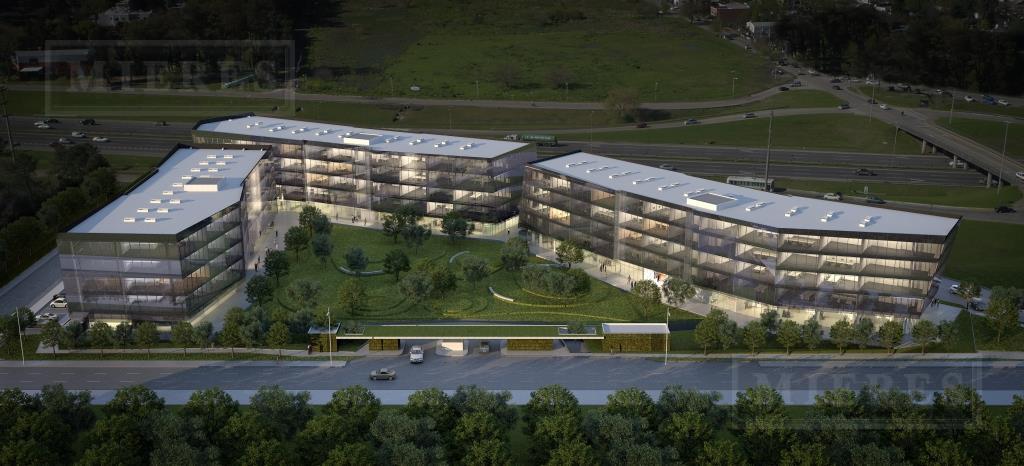 Mieres Propiedades - Oficina en Meridiano Business Center  - Pilar