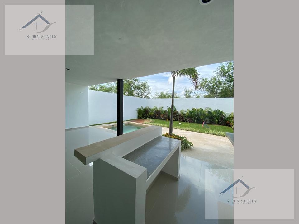 Foto Casa en Venta en  Pueblo Conkal,  Conkal   Privada Residencial Arbórea casas en venta