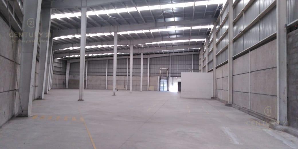 Foto Nave Industrial en Renta en  Lerma ,  Edo. de México  NAVE EN RENTA EN ZIPOREX II