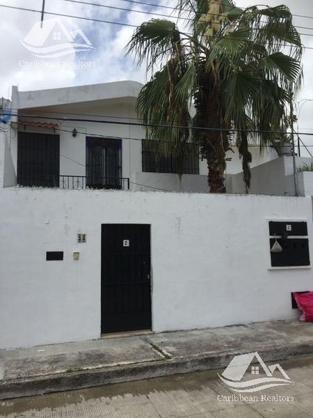 Caribbean Realtors House In Sale In Supermanzana 27 Casa En