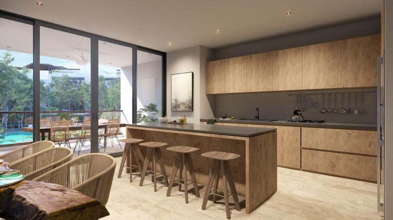 Tulum Apartment for Sale scene image 11