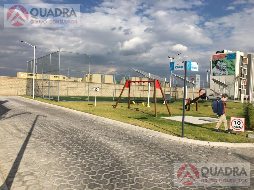 Foto Departamento en Venta en  Puebla de Zaragoza ,  Puebla  Departamento en venta Fraccionamiento Strata  Residencial  San Francisco Ocotlán, Puebla