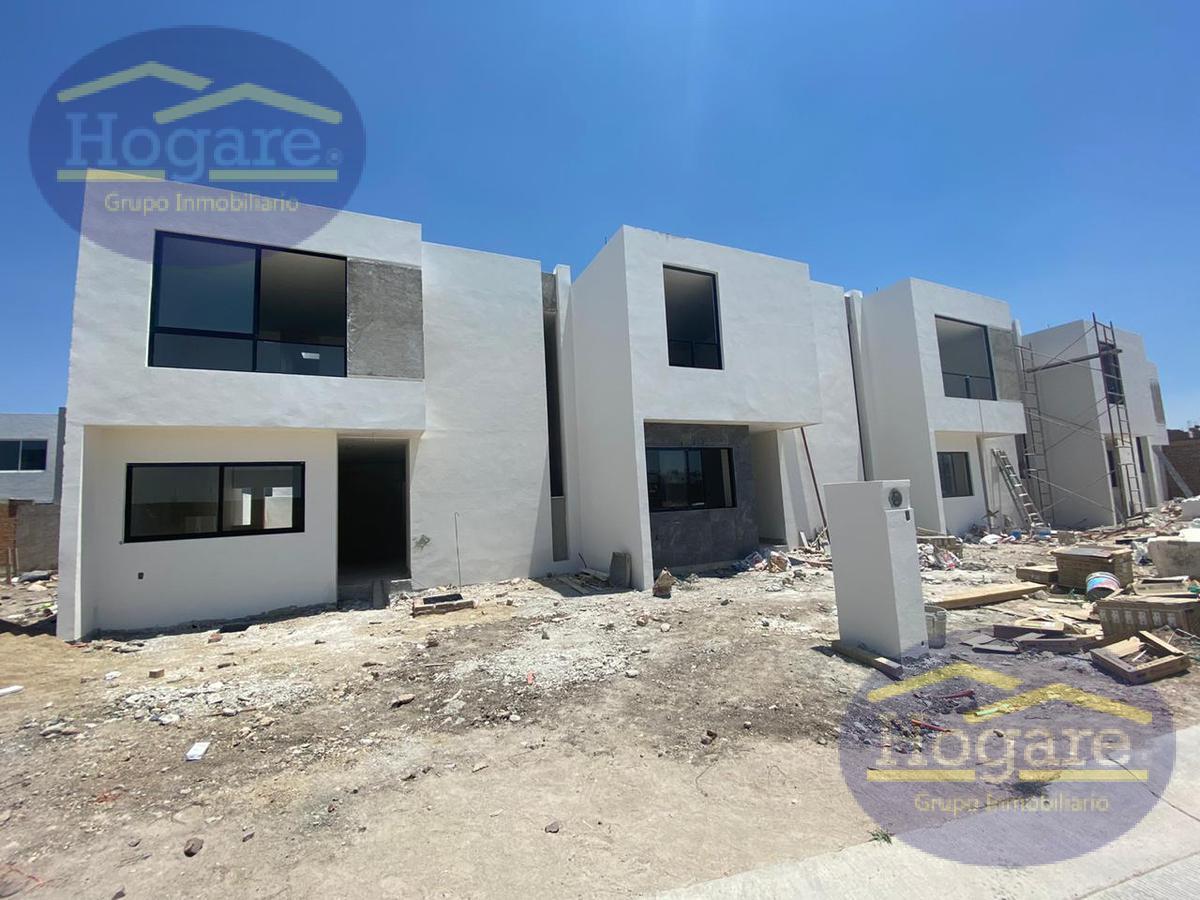 Casa Nueva con Recamara en Pb. en zona norte León Gto