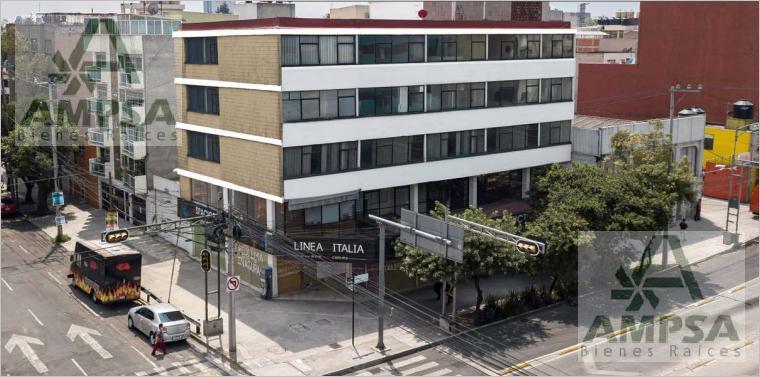 Foto Oficina en Renta en  Narvarte Poniente,  Benito Juárez          Av. Cuauhtemoc
