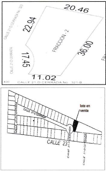Palmas de Conkal Terreno en Venta