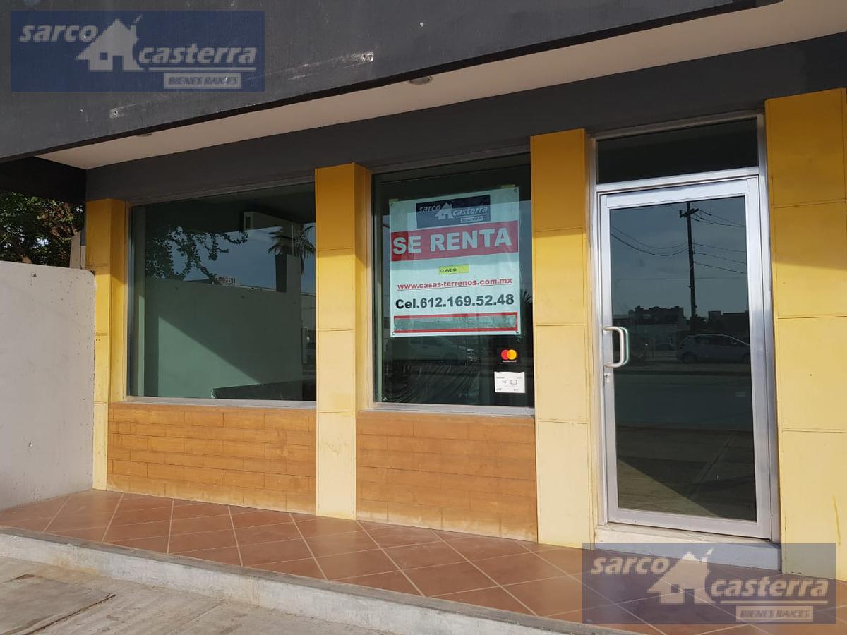 Foto Local en Renta en  Cactus Harinera,  La Paz  Local Constituyentes