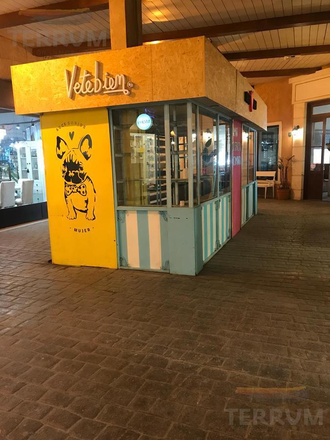 Foto Local en Alquiler en  Canning,  Ezeiza  Gondola en alquiler : Canning :: Plaza Canning