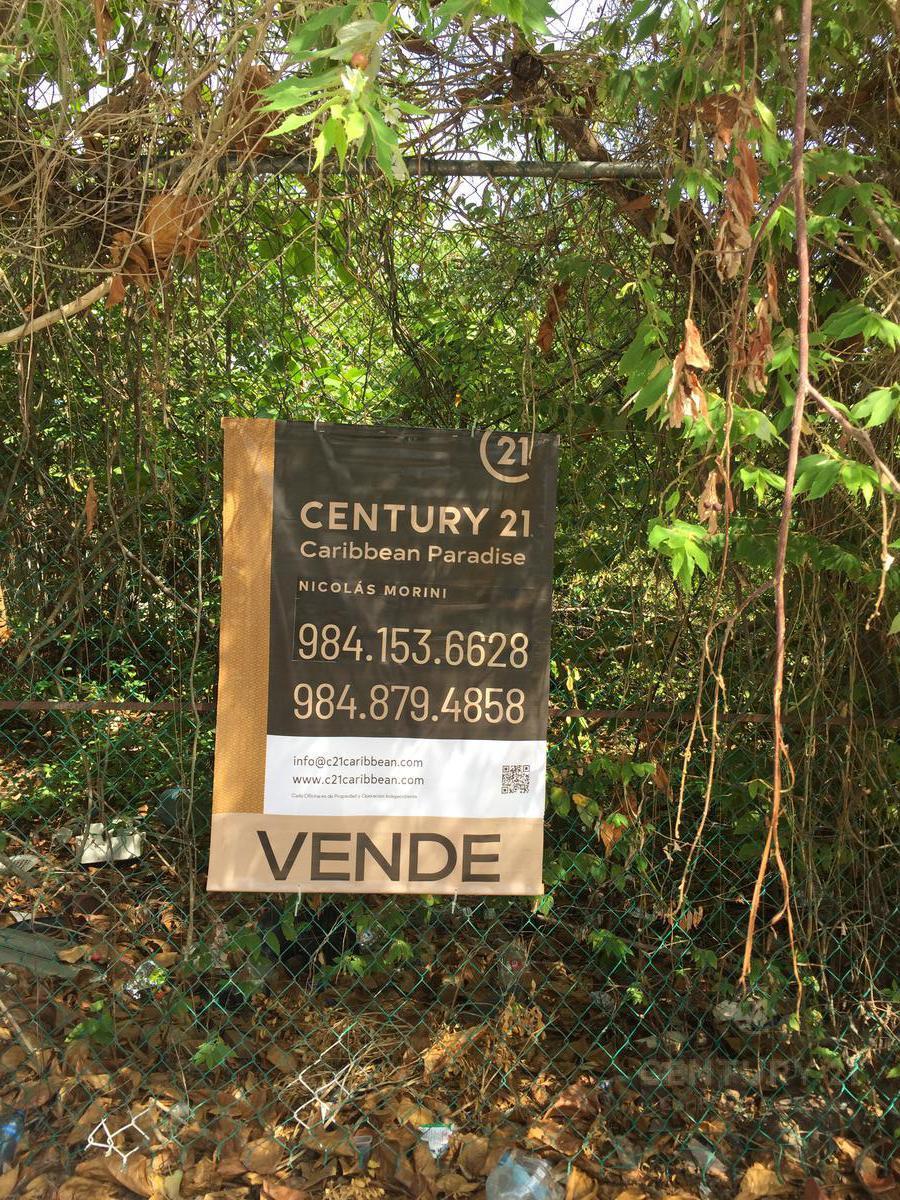 Foto Terreno en Venta en  Playa del Carmen ,  Quintana Roo  Terreno de 352 m2 sobre Av 10 en colonia Nicte-Ha, Playa del Carmen P2943