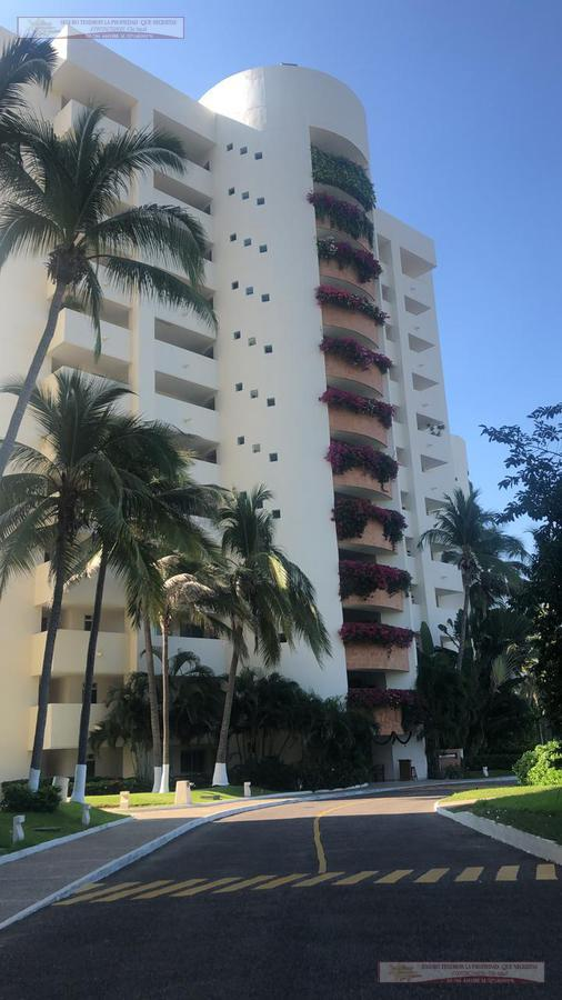 Foto Departamento en Venta | Renta temporal en  Acapulco de Juárez ,  Guerrero  Depto en venta Bonampak, Mayan Island