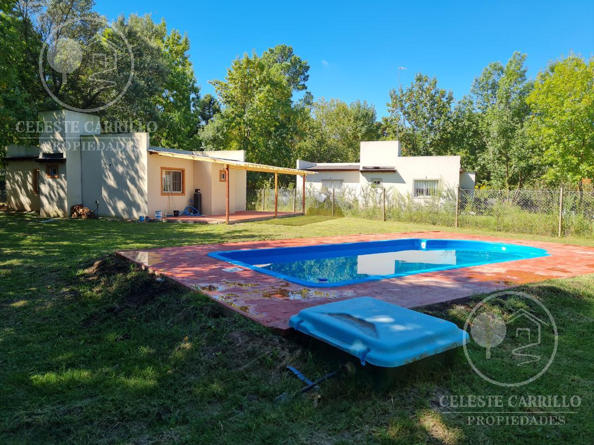 Foto Casa en Alquiler temporario en  Parque Exaltacion,  Countries/B.Cerrado (Exaltación)  Rio Salado