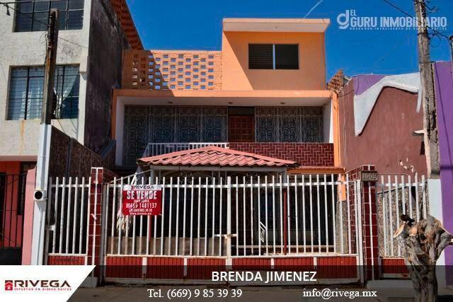 Foto Casa en Venta en  Centro,  Mazatlán  CASA EN VENTA ZONA CENTRO MAZATLAN